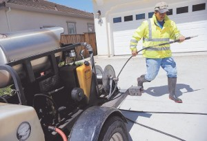 California Pressure Wash Services