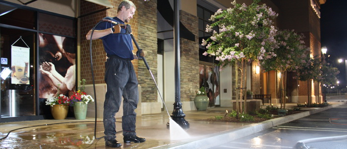 California Commercial Pressure Wash Services Newlook