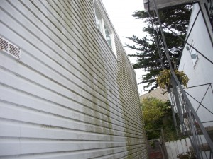Pressure Wash My Vinyl Siding BEFORE