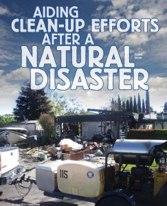 Cleaner Times Magazine Article on Clean-Up After A Natural Disaster