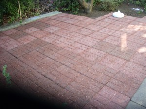 Pressure wash services in Napa